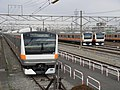 JR East Railway Company Серия E233 RIMG0140-1.JPG