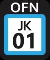 JR JK-01 station number.png