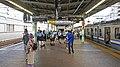 JR Sobu-Main-Line Ichikawa Station Platform 3・4.jpg