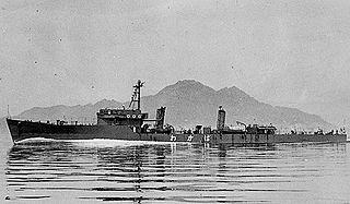 JDS <i>Wakaba</i> WWII-era Japanese escort destroyer