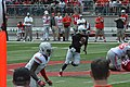 JT Barrett and Johnnie Dixon at 2014 Ohio State spring game.jpg