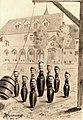 JW Hornung - Kegelspiel, Fotomontage (1913 EFM048).jpg