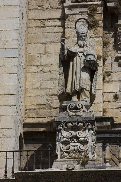 File:Jaén-Catedral de la Asunción-San Agustín-20110919.jpg