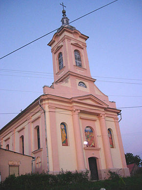 Jablanka, Romanian Orthodox church.jpg