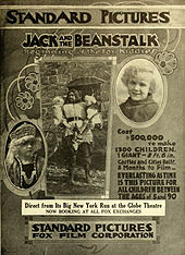 Adult beanstalk jack