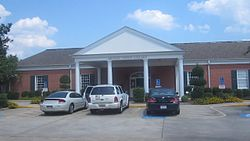 Jackson Parish Library, Jonesboro, LA MVI 2701