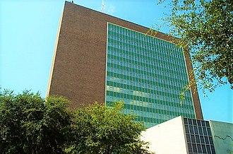 City Hall Annex - Image: Jacksonville City Hall Annex