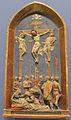 Jacopo della quercia (attr.), crocifissione, siena, 1420 ca. 01.JPG