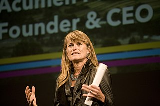 Jacqueline Novogratz American businesswoman