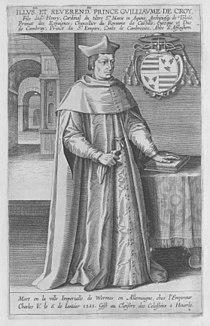 Jacques de Bye, William II of Croÿ, ca 1610.jpg