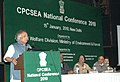 Jairam Ramesh delivering the inaugural address at the National Conference, 2010 of Committee for the Purpose of Control and Supervision of Experiments on Animals (CPCSEA), in New Delhi on January 15, 2010.jpg