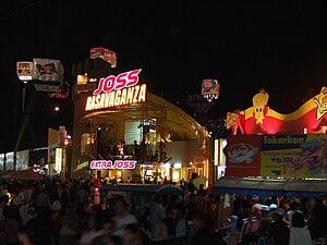 Jakarta Fair - Jakarta Fair exhibitions and performances