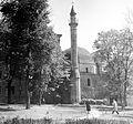 Jakováli Hasszán dzsámija a minarettel. Fortepan 4020.jpg