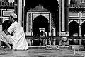 Jama Masjid - after the morning prayer.jpg