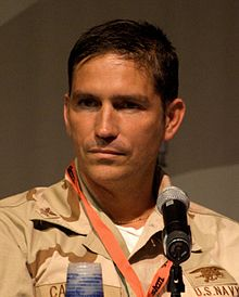 Jim Caviezel - the cool, friendly, charming,  actor  with Irish, Slovakian, Swiss,  roots in 2019