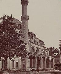 Mosque du Shah Zaidel