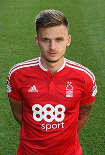 Jamie Paterson (footballer, born 1991) English footballer