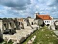 Janowiec, ruiny zamku - panoramio - Mietek Ł.jpg