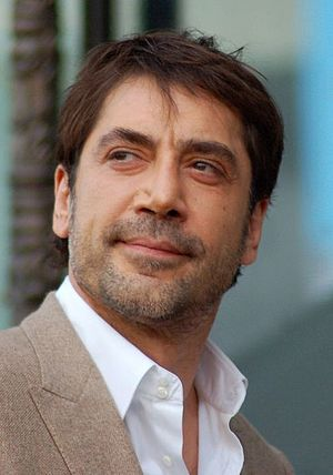 Javier Bardem - Bardem receiving a star on the Hollywood Walk of Fame ceremony on 8 November 2012