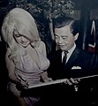 Jayne Mansfield & Kee Joon, owner of Empress of China, 1966 (3148474325).jpg