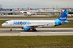 Jazeera Airways, 9K-CAI, Airbus A320-214 (43481785040).jpg