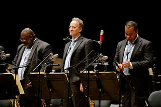 Ted Nash (saxophonist, born 1960) Musical artist