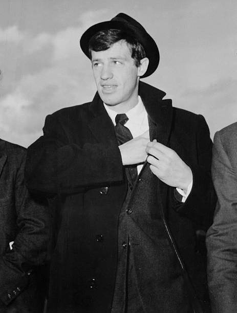 Jean-Paul Belmondo, Rome, 1962