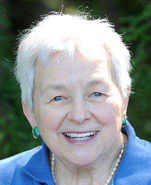 Jean Berko Gleason - October 2011