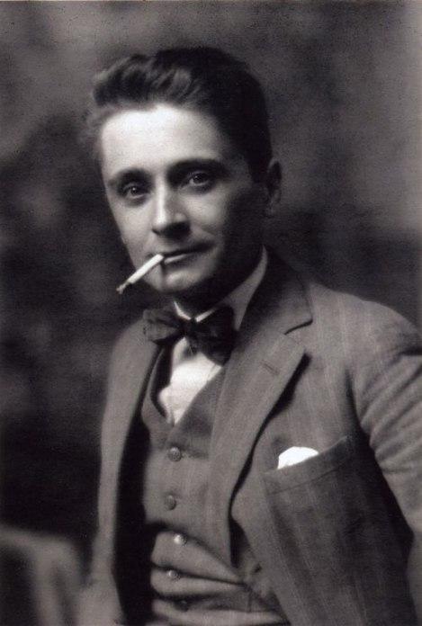 Jean Metzinger, photograph circa 1912