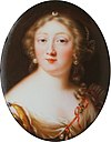 Jean Petitot, French - Portrait of Catherine-Henriette d'Angennes, Countess d'Olonne, as Diana - Google Art Project.jpg