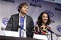 Jed Whedon & Maurissa Tancharoen (40579655893).jpg
