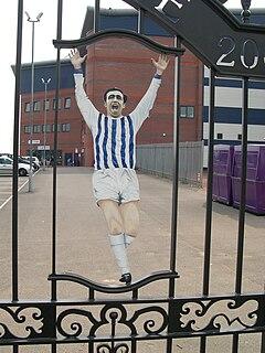 Jeff Astle English footballer