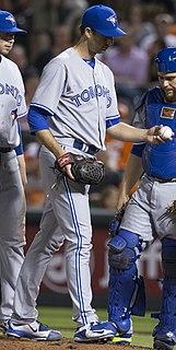 Jeff Francis Canadian baseball player