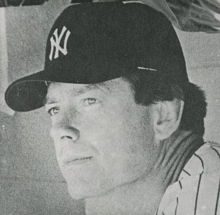 Jeff Torborg Major League Baseball catcher, manager and broadcaster