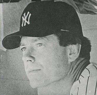 Jeff Torborg - Torborg with the Yankees in 1982