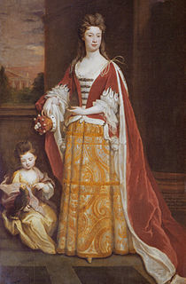 Jemima Grey, Duchess of Kent (1675-1728)