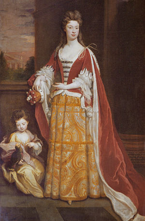 Henry Grey, 1st Duke of Kent - Jemima Crew and Jemima Grey, Henry's first wife and one of their daughters, respectively