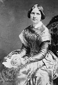 Jenny Lind auf einer Fotografie von 1850 (Quelle: Wikimedia)