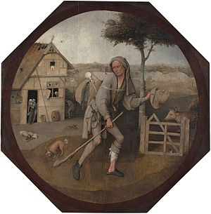 The Wayfarer - Image: Jheronimus Bosch 112