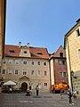 Jiřská, Pražský Hrad, Hradčany, Praha, Hlavní Město Praha, Česká Republika (48792038977).jpg