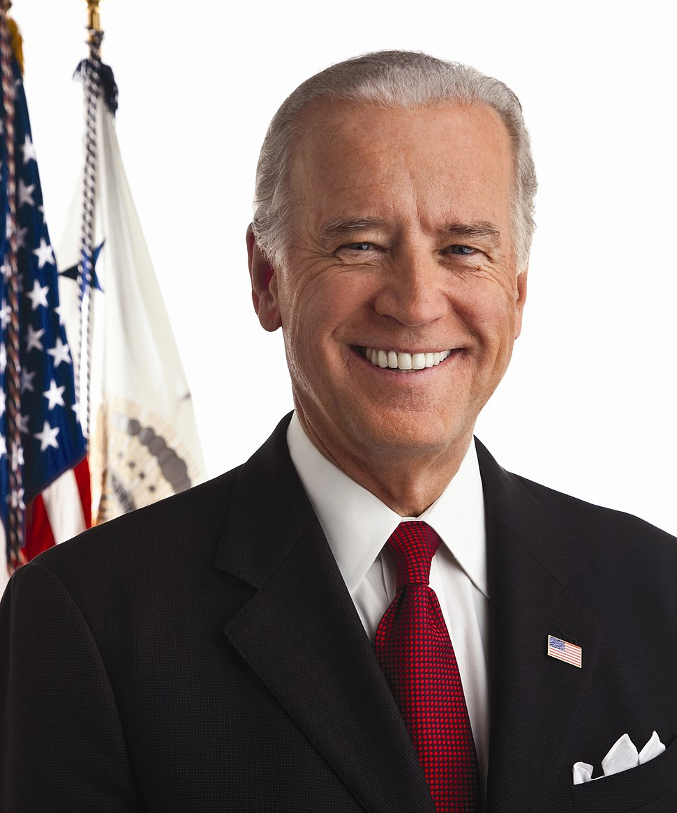 Joe Biden official portrait cropped