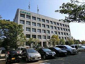 Jōetsu, Niigata - Joetsu City Hall
