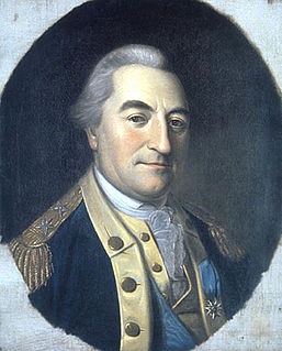 Johann de Kalb French-American general