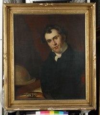 John Arrowsmith, 1790-1873, map maker