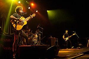 John Butler Trio - Image: John Butler Trio Toronto upload 2012