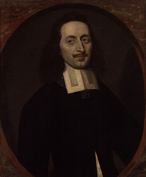 John Earle (bishop) - Portrait of John Earle, circa 1660