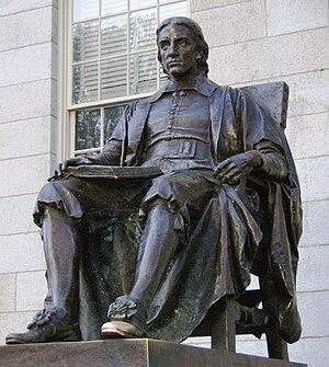 John Harvard (clergyman)