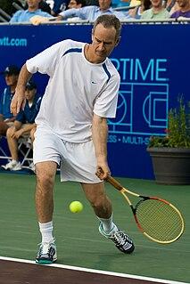 John McEnroe career statistics