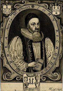 John Richardson (bishop of Ardagh) English bishop of the Church of Ireland