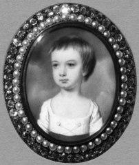 John Smart Junior (död 1809), konstnärens son